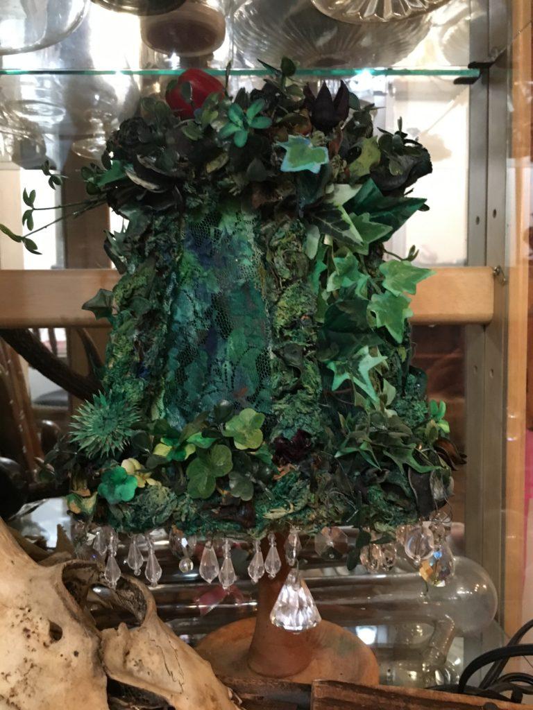 グリーンのランプ